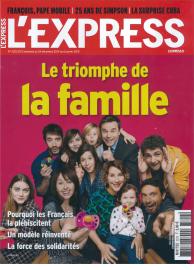 L'Express - Decembre 2014