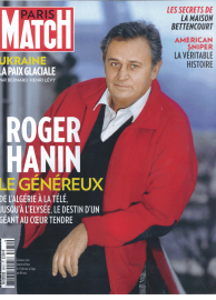 Paris Match - Fevrier 2015